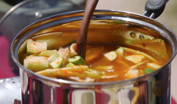 Gang Som: Savory Sour Soup